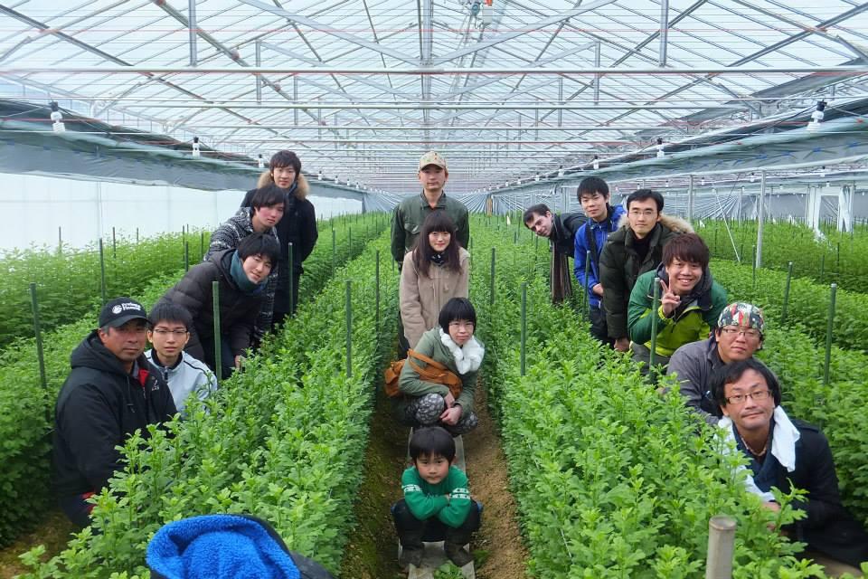 農業を通じた復興を応援しようプロジェクトの写真